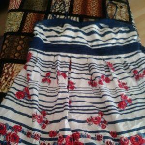 Plus Women's formal spaghetti strap dress size 22